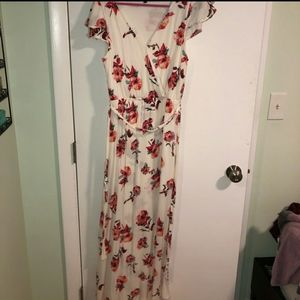 One Clothing maxi dress size medium